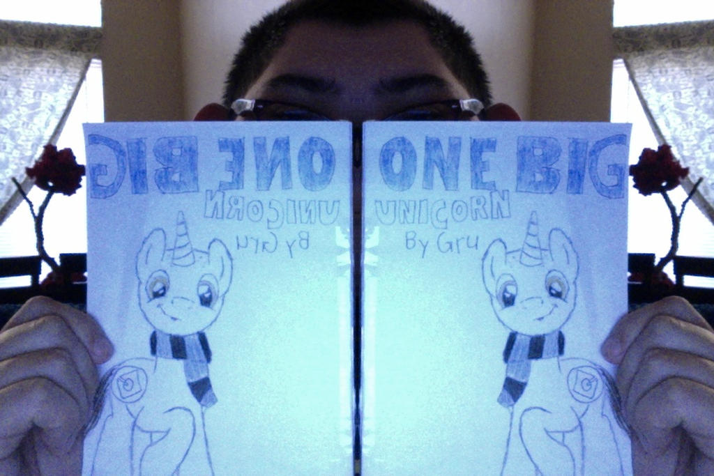 One Big Unicorn  Cover...
