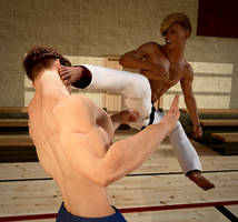 School Gym 12