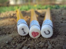 I love you by coricor