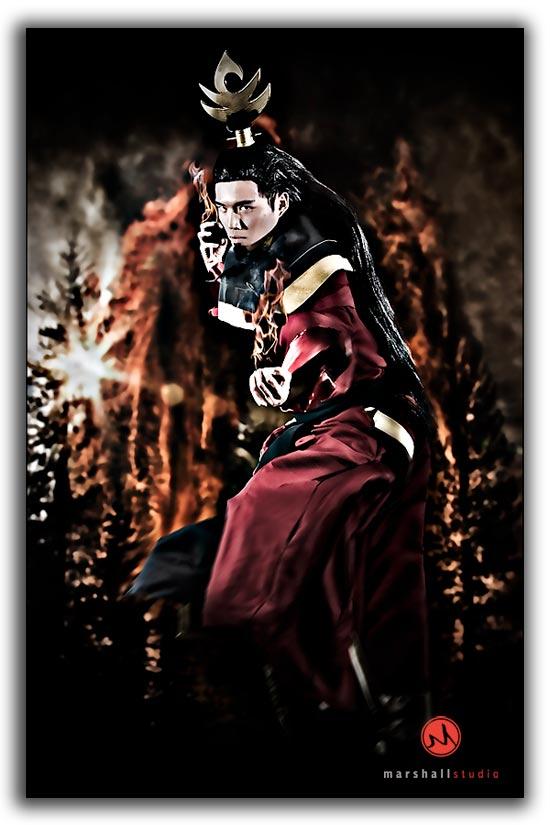 Raging Demon of the West by ZangetsuAsuma