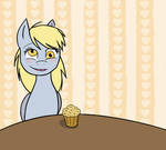 Derpy and The Muffin