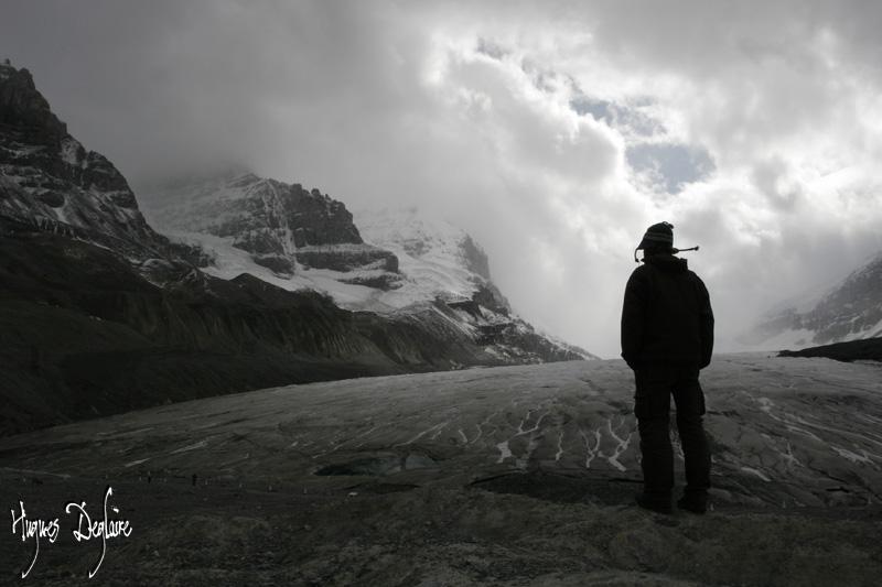 Arthabaska Glacier by Robin-Hugh