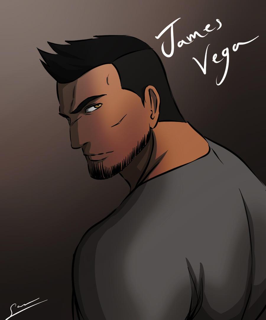 James Vega by AnimeFreak00910