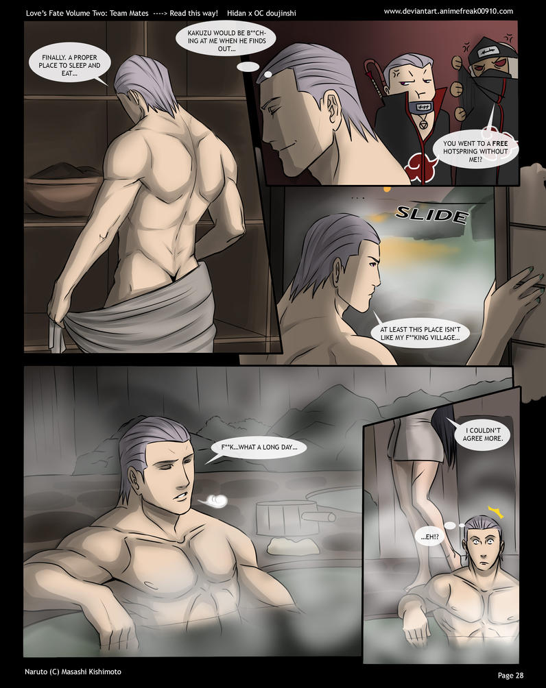 Love's Fate Hidan V2 Pg 28 by S-Kinnaly