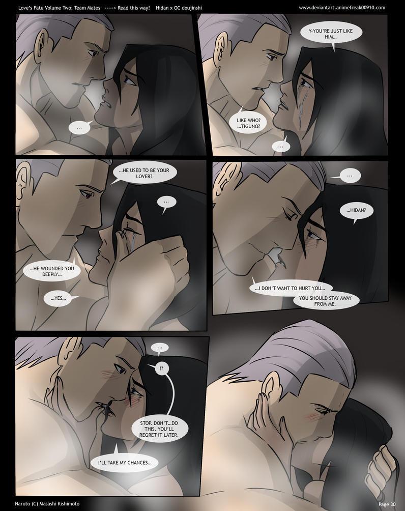 Love's Fate Hidan V2 Pg 30 by S-Kinnaly