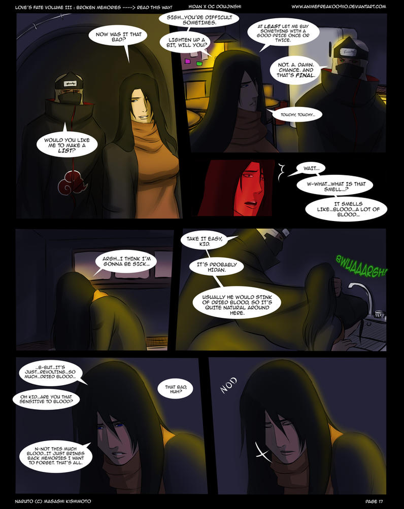 Love's Fate Hidan V3 Pg 17 by S-Kinnaly