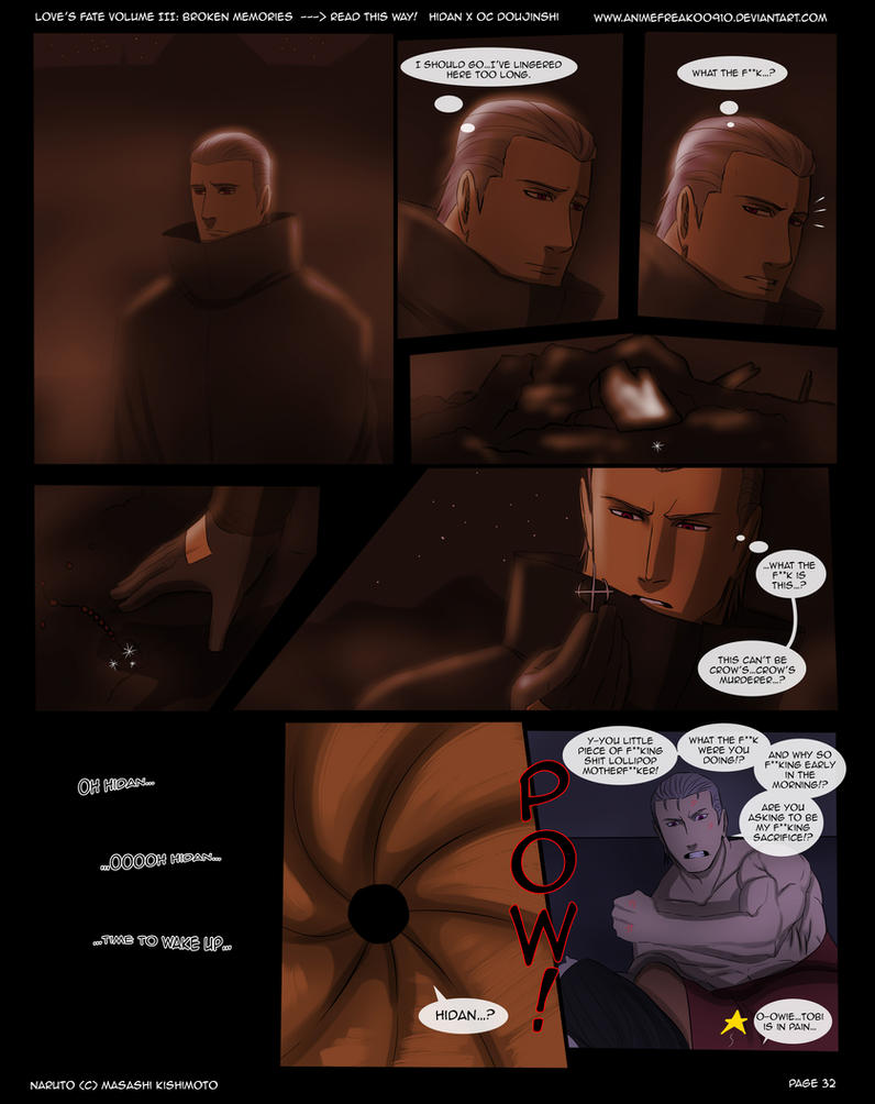 Love's Fate Hidan V3 Pg 32 by S-Kinnaly