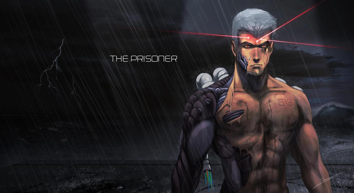 The prisoner by AnimeFreak00910
