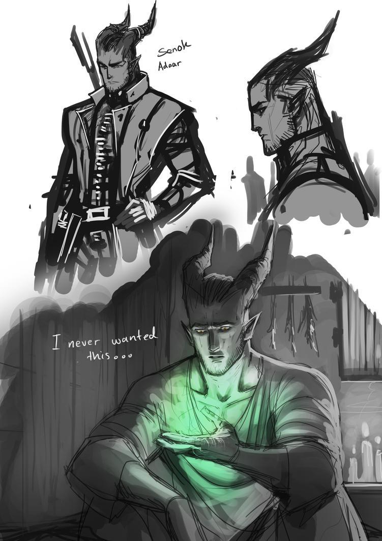 Inquisitor Adaar by AnimeFreak00910