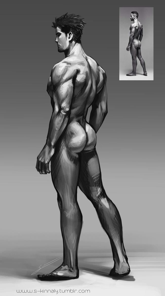 Anatomy Study by S-Kinnaly