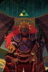 Ganondorf Tarot Card