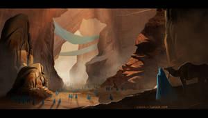 Desert Entrance