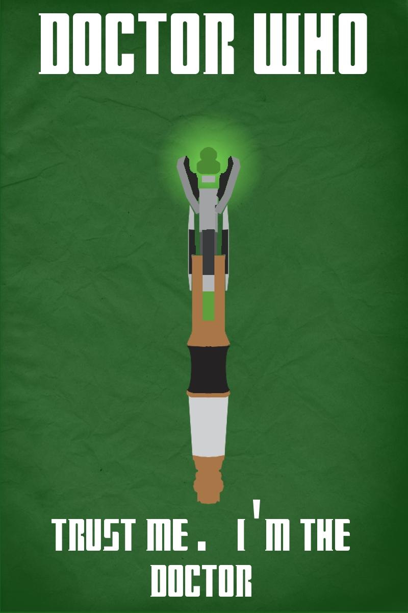 Doctor Who by nealienman