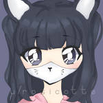 contest entry - bunny girl