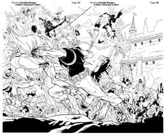 All New X-Men double page 01-02