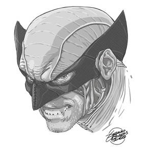 Wolverine graytones