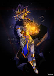 Atem by ChiineArtist