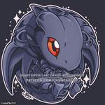 CHIBI | Red-Eyes Black Dragon