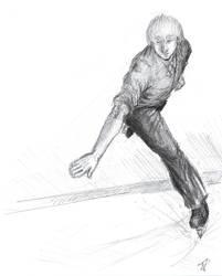 Evgeni Plushenko: figure practice by Rocker-foxie
