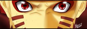 Naruto Chapter 645 - Bijuu Sage Mode by xWolfsSpiritx