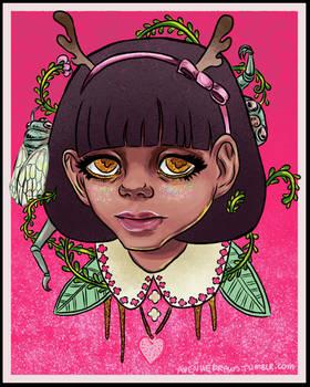 Plague of the Golden-eyed Girls III