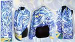 Silk scarf Unicorn - FOR SALE