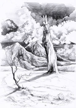 Hereshia darklands landscape