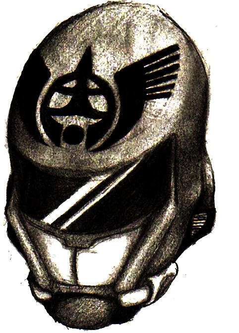 Helmet by rhetoroaric