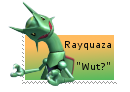 Stamp: Rayquaza -Wut?- by SpyroOandOcynder