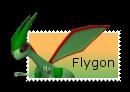 Stamp: Flygon by SpyroOandOcynder