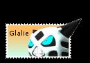 Stamp: Glalie by SpyroOandOcynder