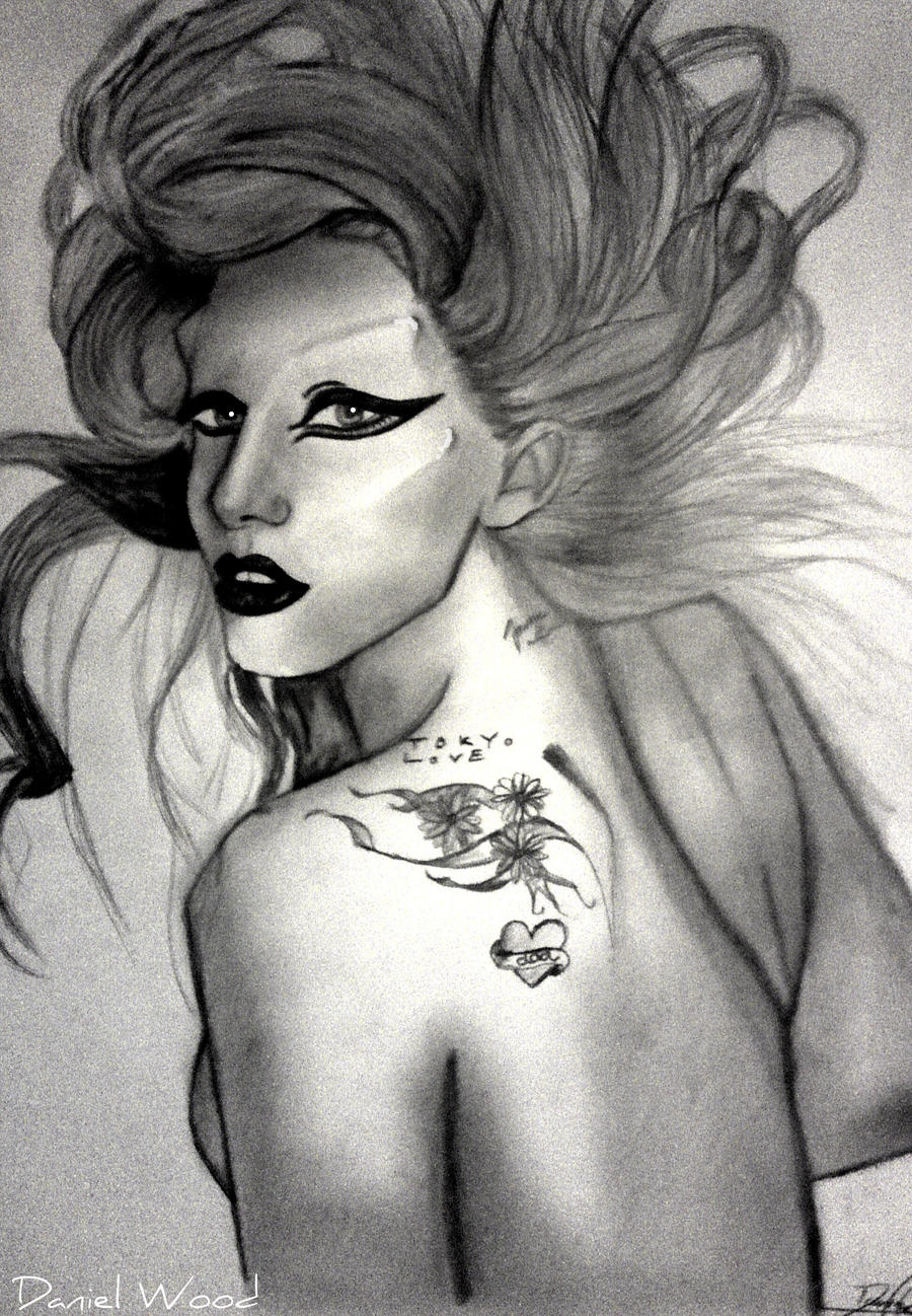 lady gaga born this way by