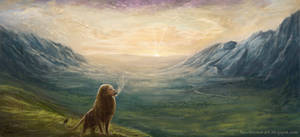 The song to call forth (The creation of Narnia)