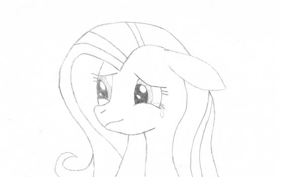 Fluttershy is Unhappy