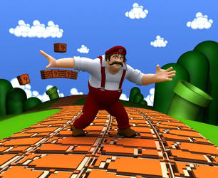 Do the Mario 'Captain Lou' by jault01