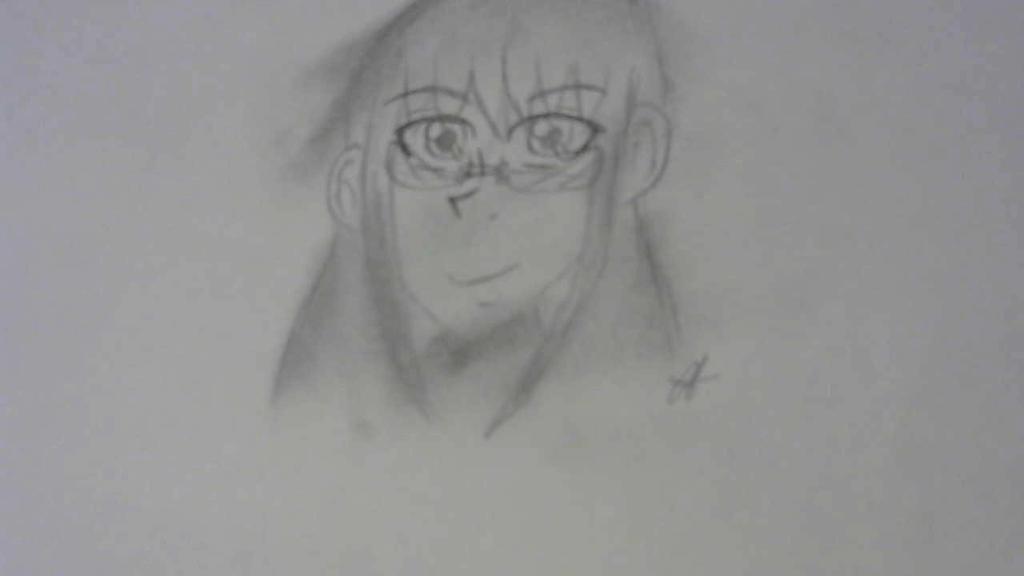 random sketch by NightmareNatsu
