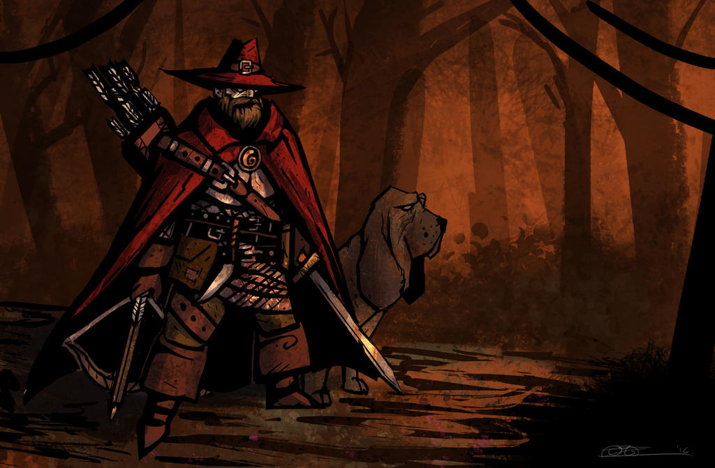 Inquisitor Bram by Mocrasar