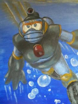 I am Bubbleman