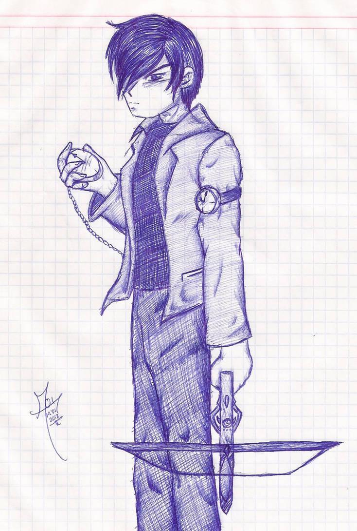 No More Heroes Shirou