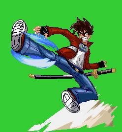 Pixel boy by ARMYCOM
