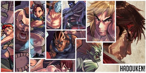 Street Fighter Contest preview