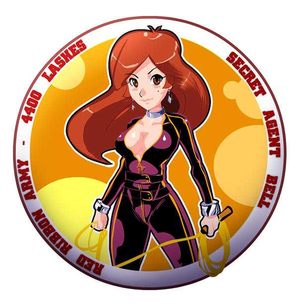 Secret Agent Bell by ARMYCOM