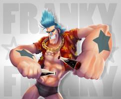 Franky Soda by ARMYCOM