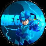 Megaman button