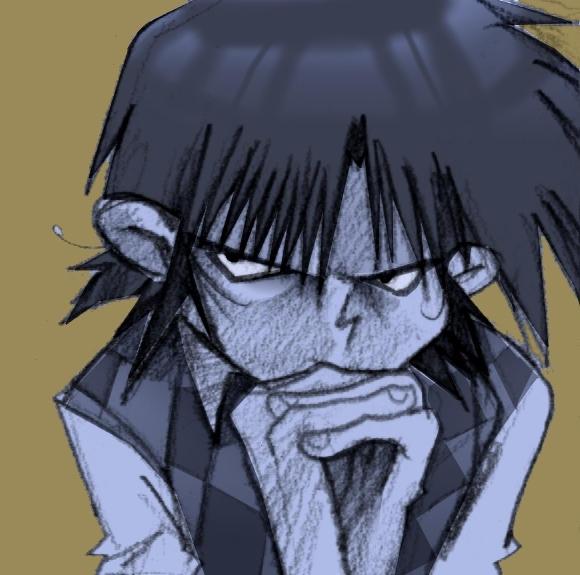 Izumi face by ARMYCOM
