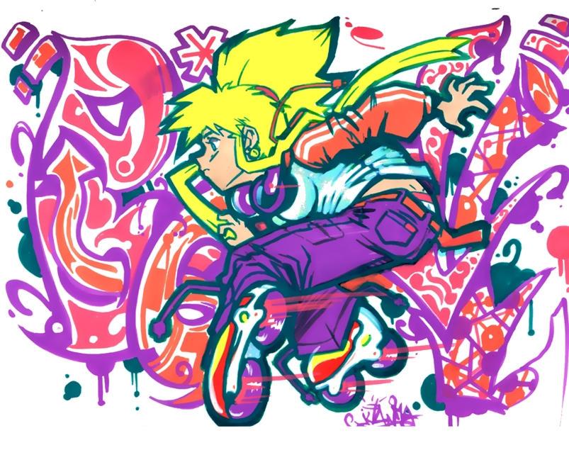 Bell Skate by ARMYCOM