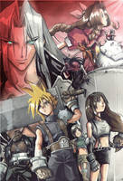 Final Fantasy by ARMYCOM