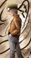 Naruto by ARMYCOM