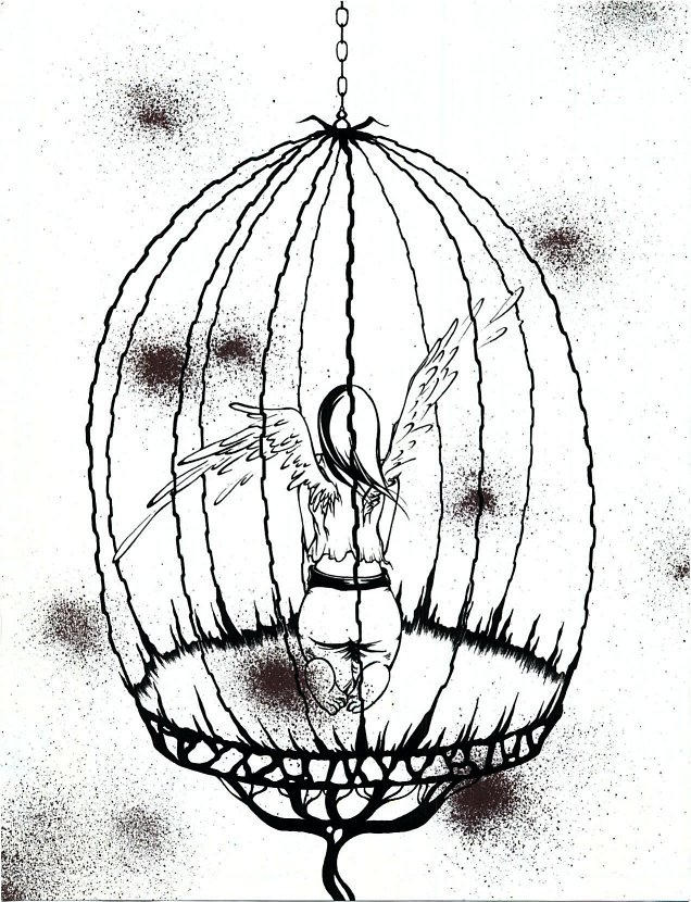 a literary analysis of the cages of maya angelou We are all familiar with the widespread novel by maya angelou, i know why the  caged bird sings yet, do we really know the connotations of the title can dra.