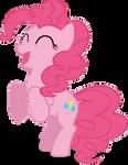 Pinkie Pie Vector - Happy Hooves